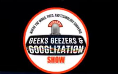 Geeks, Geezers & Googlization Show- Human Capital Management Meets Wall Street